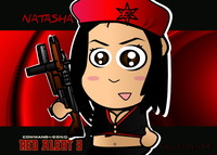 red alert hentai chibi natasha red alert kapaeme morelikethis collections
