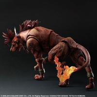 red xiii hentai product action figure final fantasy advent children red xiii play arts kai