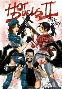 resident evil hentai comics pretty cool comic featuring jill from resident