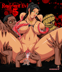 resident evil hentai galleries hentaitna anime porn