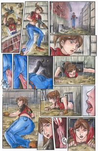 resident evil hentai tag lusciousnet hentai manga pictures album passage next generation resident evil french
