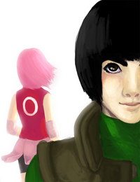 rock lee hentai rock lee sakura birdyted art