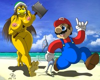 rule 63 hentai hammer bros mario rule furries pictures album artist ticklishways