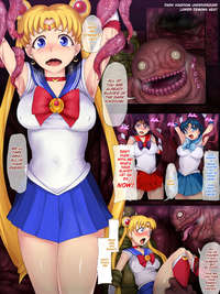 sailor mon hentai sailor scouts tentacle gang rape