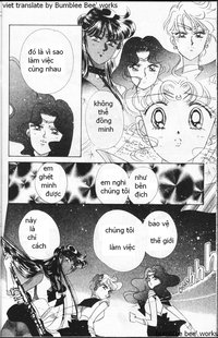 sailor moon hentai comics pre viet trans sailor moon otakumikazuki