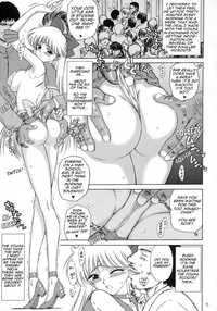 sailor moon hentai doujin imglink sailor moon superfly eng