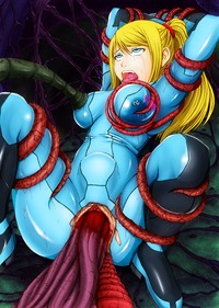 samus tentacle hentai ffd bcd metroid samus aran raped hentai does better