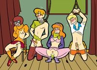 scooby doo e hentai ebc ddc daphne blake darkchibishadow freddy jones scooby doo shaggy velma dinkley pup named rule data paheal net ebbd crossover toy story amberfan peep beta