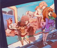 scooby doo hentai comics lusciousnet scooby doo pictures search query sorted best page