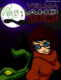 scooby doo hentai pictures velma cthulhu parody scooby doo