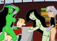 scooby doo hex girls hentai data galleries theme collections danny phantom collection crossover fenton darkdp desiree ron stoppable kim possible shego category