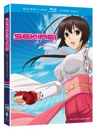 sekirei homura hentai cover sekirei pure engagement box profiles anime discovery review seen that didn