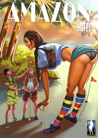 sexiest hentai series amazon hotel cover giantess hentai series