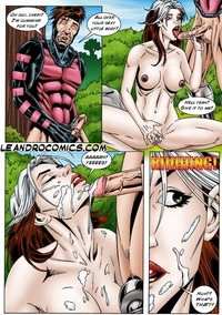 sexy comic hentai lusciousnet men porn comic superheroes pictures album rogue gambit mutant