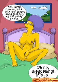 sexy simpsons hentai simpsons having hardcore marge nude