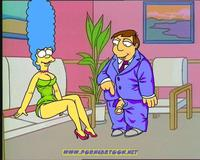 sexy toons hentai simpsons fucked