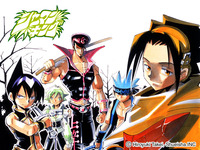 shaman king jun hentai shaman king wallpapers group flowers sequel manga launch april