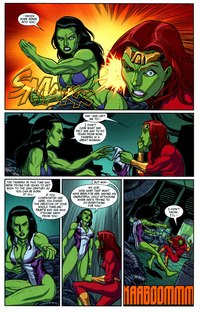 she hulk e hentai savage hulks entry
