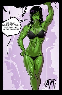 she hulk e hentai hulk shower search marvel hentai