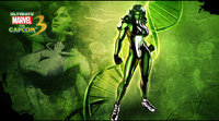 she hulk e hentai ultimate marvel capcom hulk kaboxx morelikethis fanart wallpaper games