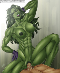 she hulk hentai comics preyingphantom pictures user hulk delivers