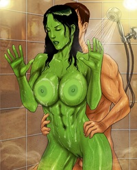 she hulk hentai comics mantel hulk shower bloodfart pictures user