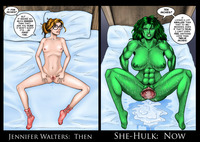 she hulk hentai kirkbox pictures user hulk amp jennifer walters blacklin page all