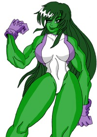 she hulk hentai hulk genocyber morelikethis artists fanart digital drawings books