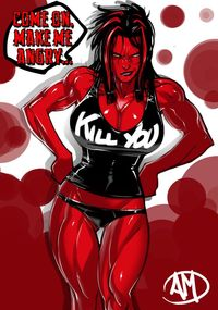 she hulk hentai lusciousnet red hulk superheroes pictures album porn pics sorted position page