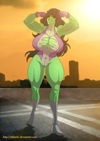 she hulk hentai hulk needs love attlantic rwy uncensored hentai tits boobs green sey