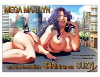 shrink hentai comics incredible shrinking suzy