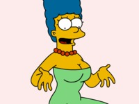 simpson hentai gif busty marge simpson boobs wallpaper