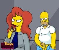 Simpsons e hentai