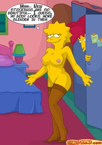 simpsons hentai comic cartoon simpsons rough porn