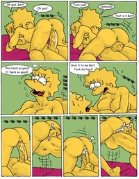 simpsons hentai comics hentai comics simpsons marge exploited