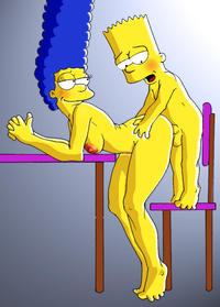 simpsons hentai comics media original marge simpsons hentai bca
