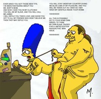 simpsons hentai comics simpsons xxx pic comic book guy marge simpson star wars