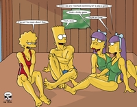 simpsons hentai images hentai comics simpsons tree house fun