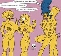 simpsons hentai ms fear simpsons mang hentai cartoon