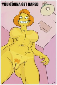 simpsons hentai ms pics simpsons krabappel porn video
