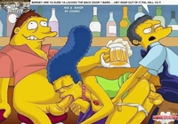 simpsons hentai porn pictures media dibujos porn gratis simpsons