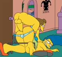 simpsons hentai simpsons porn games