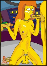 simpsons porn hentai media original simpsons get sexy hentai stories toons fantasy porn