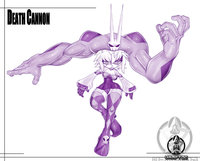 skull girls hentai vamptod pictures user skull girls death cannon