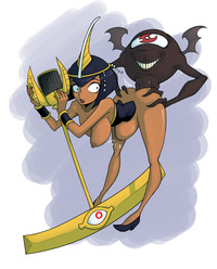 skull girls hentai dmxwoops skullgirls eliza pictures user