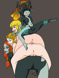 skyward sword hentai gallery bombchu legend zelda midna princess skyward sword twilight