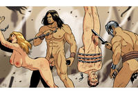 slaves hentai geckup pictures user slaves gladiators