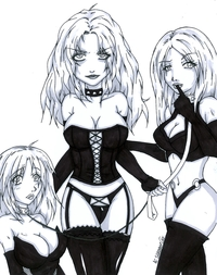 slaves hentai madoduvice pictures user good girls turned evil slaves