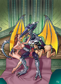slaves hentai geckup ridley loved slaves pictures user