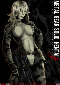 solid snake hentai comic folder girls metal gear solid